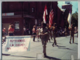 Buttonwood Scouts in parade